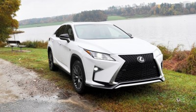 2016 Lexus RX Launch 15