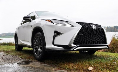 2016 Lexus RX Launch 16