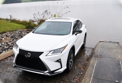 2016 Lexus RX Launch 17