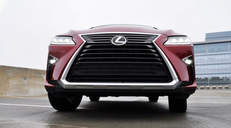 2016 Lexus RX Launch 4