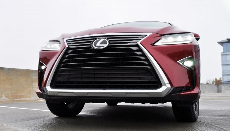 2016 Lexus RX Launch 5