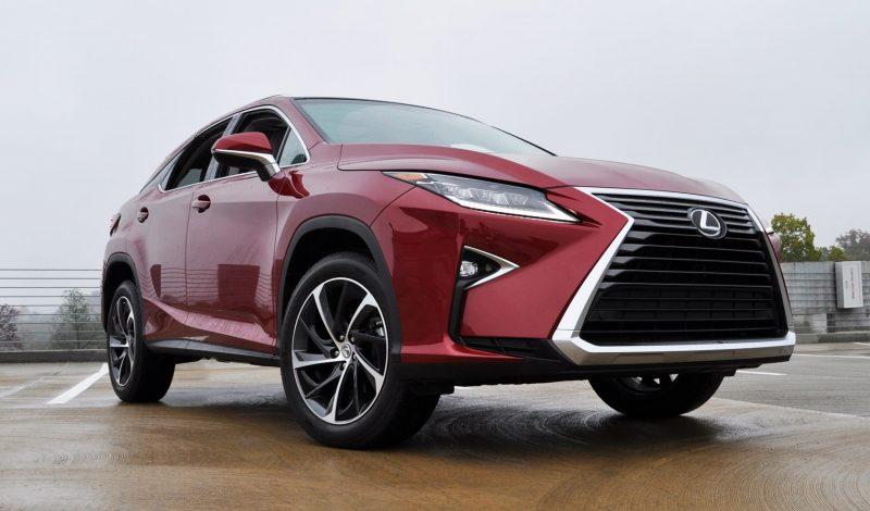2016 Lexus RX Launch 7