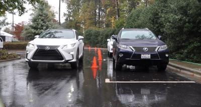 2016 Lexus RX vs 2015 model 1