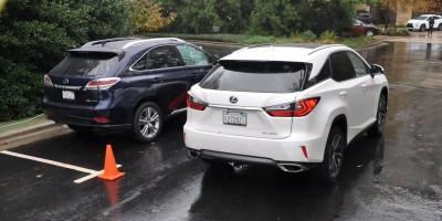 2016 Lexus RX vs 2015 model 10