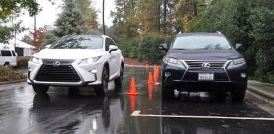 2016 Lexus RX vs 2015 model 2