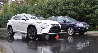 2016 Lexus RX vs 2015 model 4