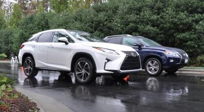 2016 Lexus RX vs 2015 model 5