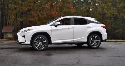 2016 Lexus RX350 - Eminent White Pearl 18