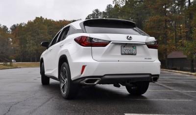 2016 Lexus RX350 - Eminent White Pearl 25