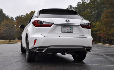 2016 Lexus RX350 - Eminent White Pearl 26