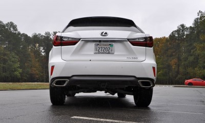 2016 Lexus RX350 - Eminent White Pearl 27