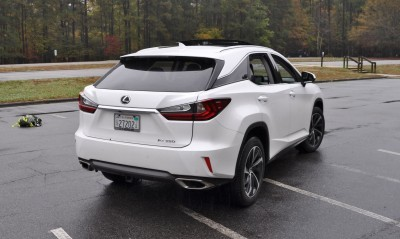 2016 Lexus RX350 - Eminent White Pearl 28