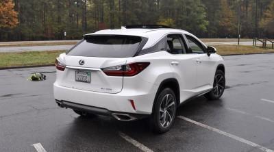 2016 Lexus RX350 - Eminent White Pearl 29