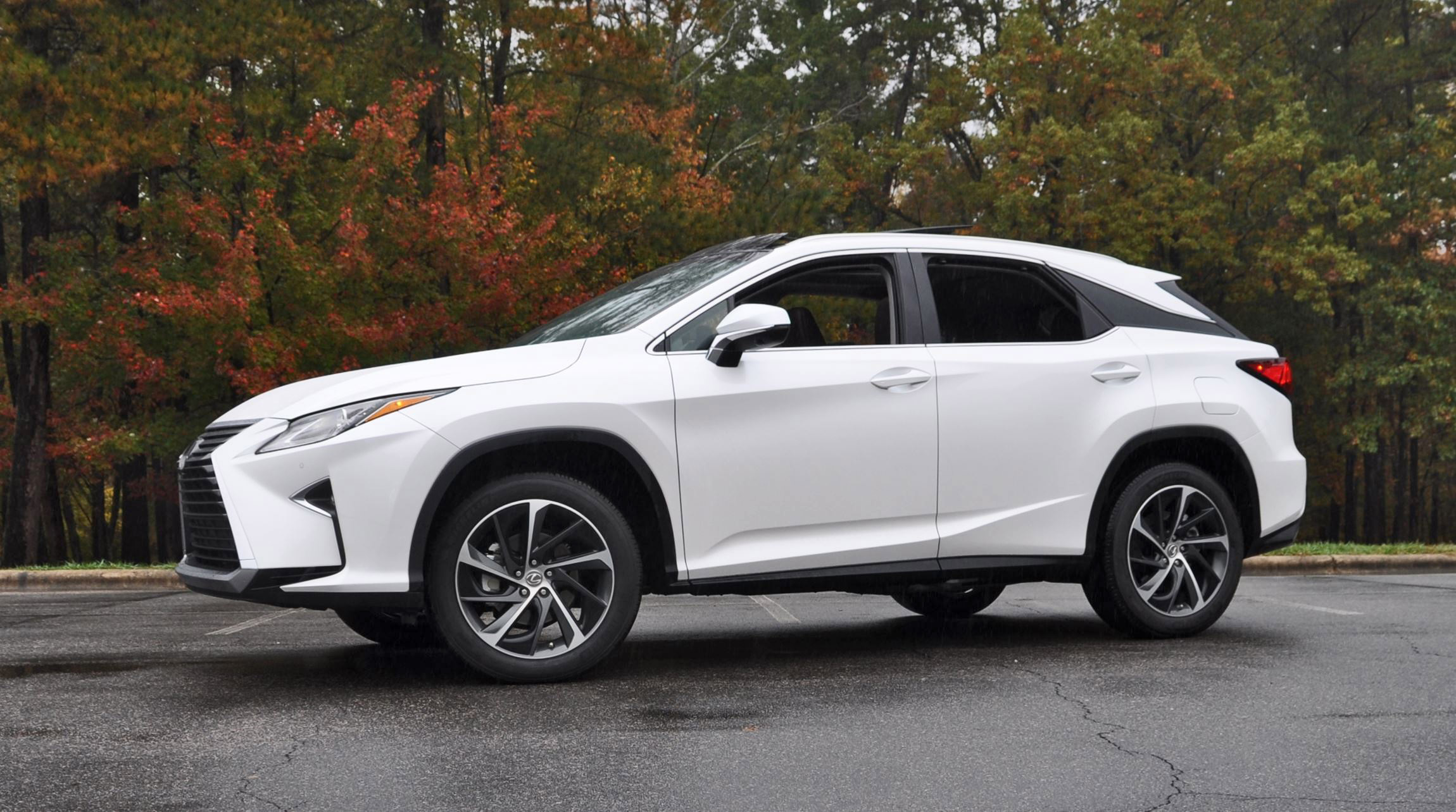2016 Lexus RX350 Eminent White Pearl 36