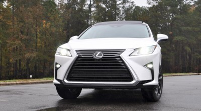 2016 Lexus RX350 - Eminent White Pearl 51