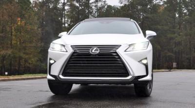 2016 Lexus RX350 - Eminent White Pearl 53