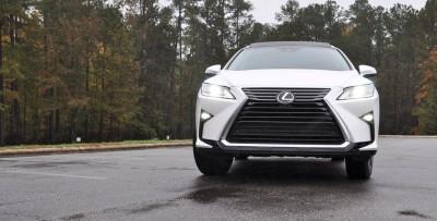 2016 Lexus RX350 - Eminent White Pearl 54