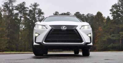 2016 Lexus RX350 - Eminent White Pearl 58