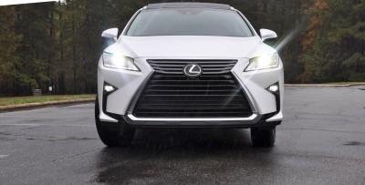 2016 Lexus RX350 - Eminent White Pearl 61
