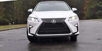 2016 Lexus RX350 - Eminent White Pearl 62