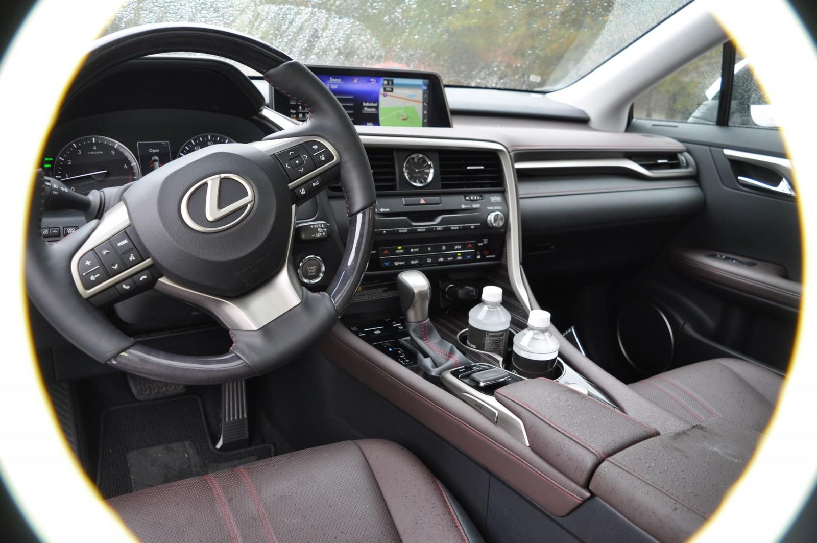 2016 Lexus Rx350 Colors