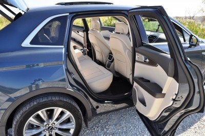 2016 Lincoln MKX 2.7L EcoBoost AWD Reserve 109