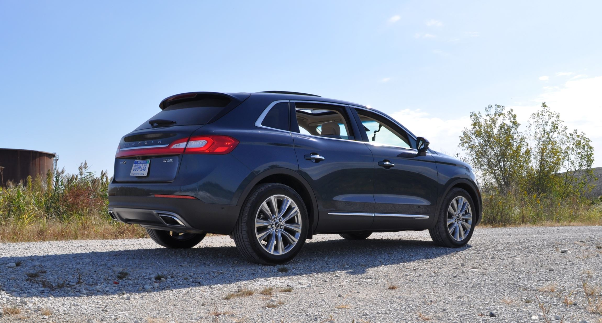 Hd Road Test Review 2016 Lincoln Mkx Tops New Lexus Rx