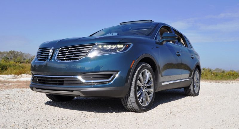 2016 Lincoln MKX 2.7L EcoBoost AWD Reserve 63