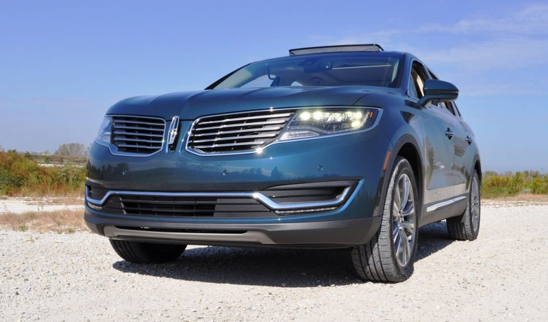 2016 Lincoln MKX 2.7L EcoBoost AWD Reserve 66