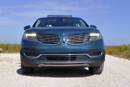 Hd Road Test Review 2016 Lincoln Mkx Tops New Lexus Rx With