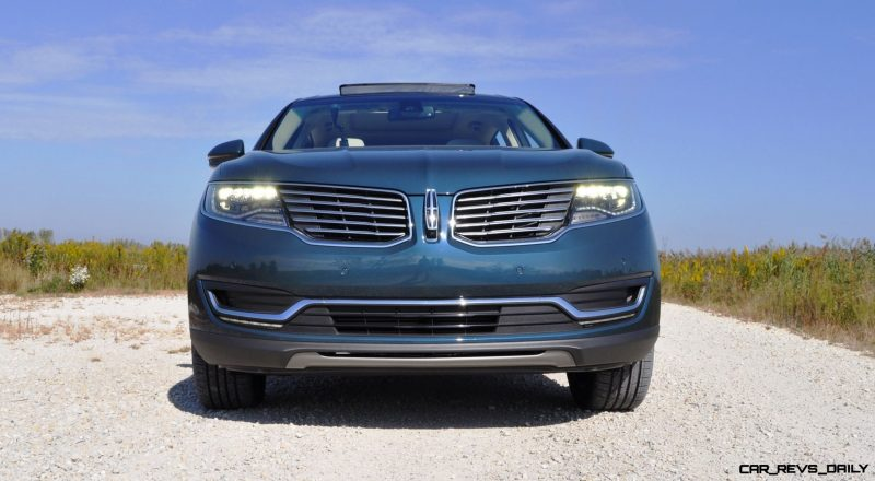 2016 Lincoln MKX 2.7L EcoBoost AWD Reserve 82