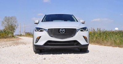 2016 Mazda CX-3 GT Review 1