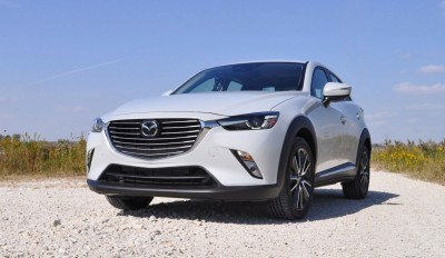 2016 Mazda CX-3 GT Review 10