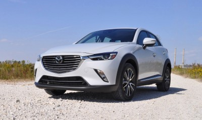 2016 Mazda CX-3 GT Review 11