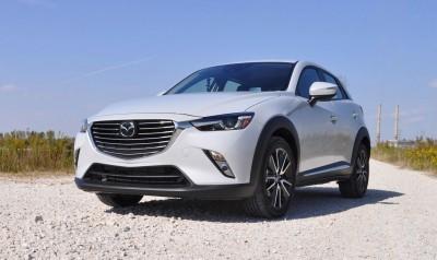 2016 Mazda CX-3 GT Review 11