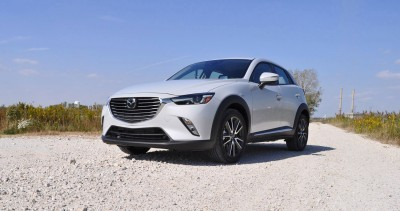 2016 Mazda CX-3 GT Review 12