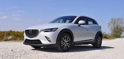 2016 Mazda CX-3 GT Review 13