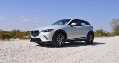2016 Mazda CX-3 GT Review 14