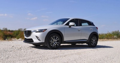 2016 Mazda CX-3 GT Review 15