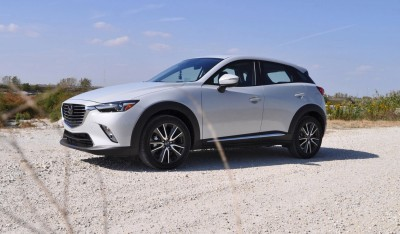 2016 Mazda CX-3 GT Review 16