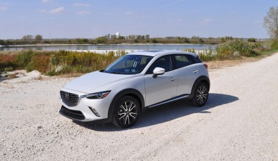 2016 Mazda CX-3 GT Review 17