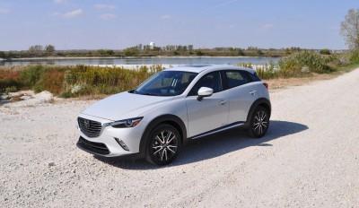 2016 Mazda CX-3 GT Review 17