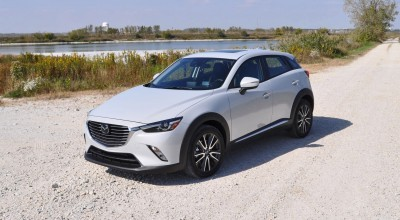 2016 Mazda CX-3 GT Review 18