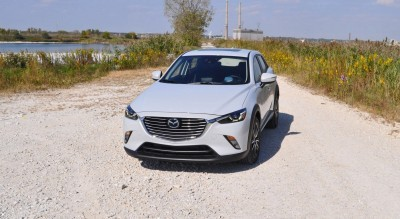 2016 Mazda CX-3 GT Review 19