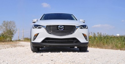 2016 Mazda CX-3 GT Review 2