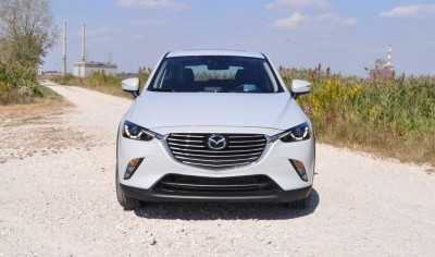 2016 Mazda CX-3 GT Review 22