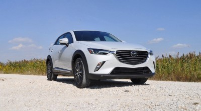 2016 Mazda CX-3 GT Review 25