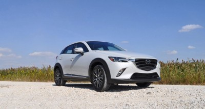 2016 Mazda CX-3 GT Review 26