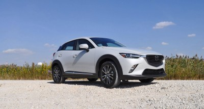 2016 Mazda CX-3 GT Review 27