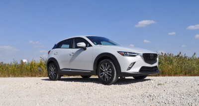 2016 Mazda CX-3 GT Review 28